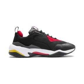 Thumbnail 5 of Ferrari Thunder Sneaker, Puma Black-Rosso Corsa, medium