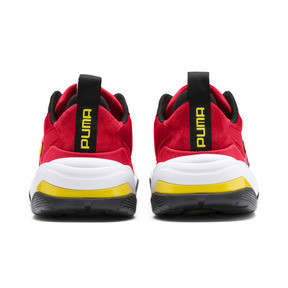 Thumbnail 3 of Ferrari Thunder Trainers, Rosso Corsa-Puma White, medium
