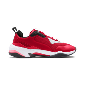 Thumbnail 5 of Ferrari Thunder Trainers, Rosso Corsa-Puma White, medium