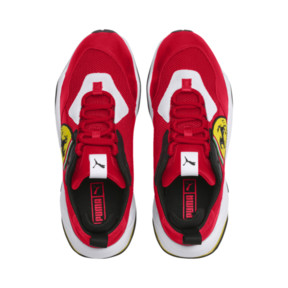 Thumbnail 6 of Ferrari Thunder Trainers, Rosso Corsa-Puma White, medium