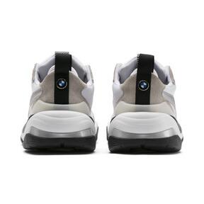 Thumbnail 3 of BMW Thunder Herren Sneaker, Puma White-Puma Silver, medium