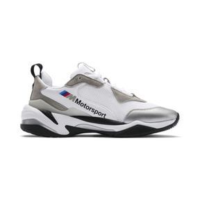 Thumbnail 5 of BMW Thunder Men's Trainers, Puma White-Puma Silver, medium