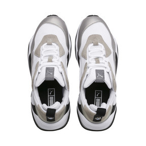 Thumbnail 6 of BMW Thunder Men's Trainers, Puma White-Puma Silver, medium