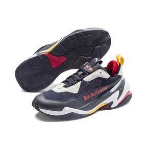 Thumbnail 2 of Basket Red Bull Racing Thunder pour homme, NIGHT SKY-Puma White, medium