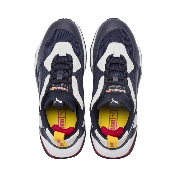Red Bull Racing Thunder Men's Trainers, NIGHT SKY-Puma White, large