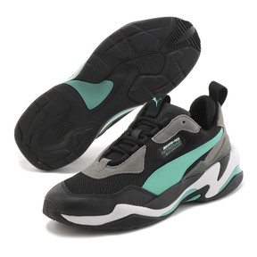 Thumbnail 2 of MERCEDES AMG PETRONAS MOTORSPORT サンダー, Puma Black-Spectra Green, medium-JPN
