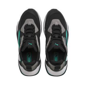 Thumbnail 6 of Mercedes AMG Petronas Thunder Men's Trainers, Puma Black-Spectra Green, medium