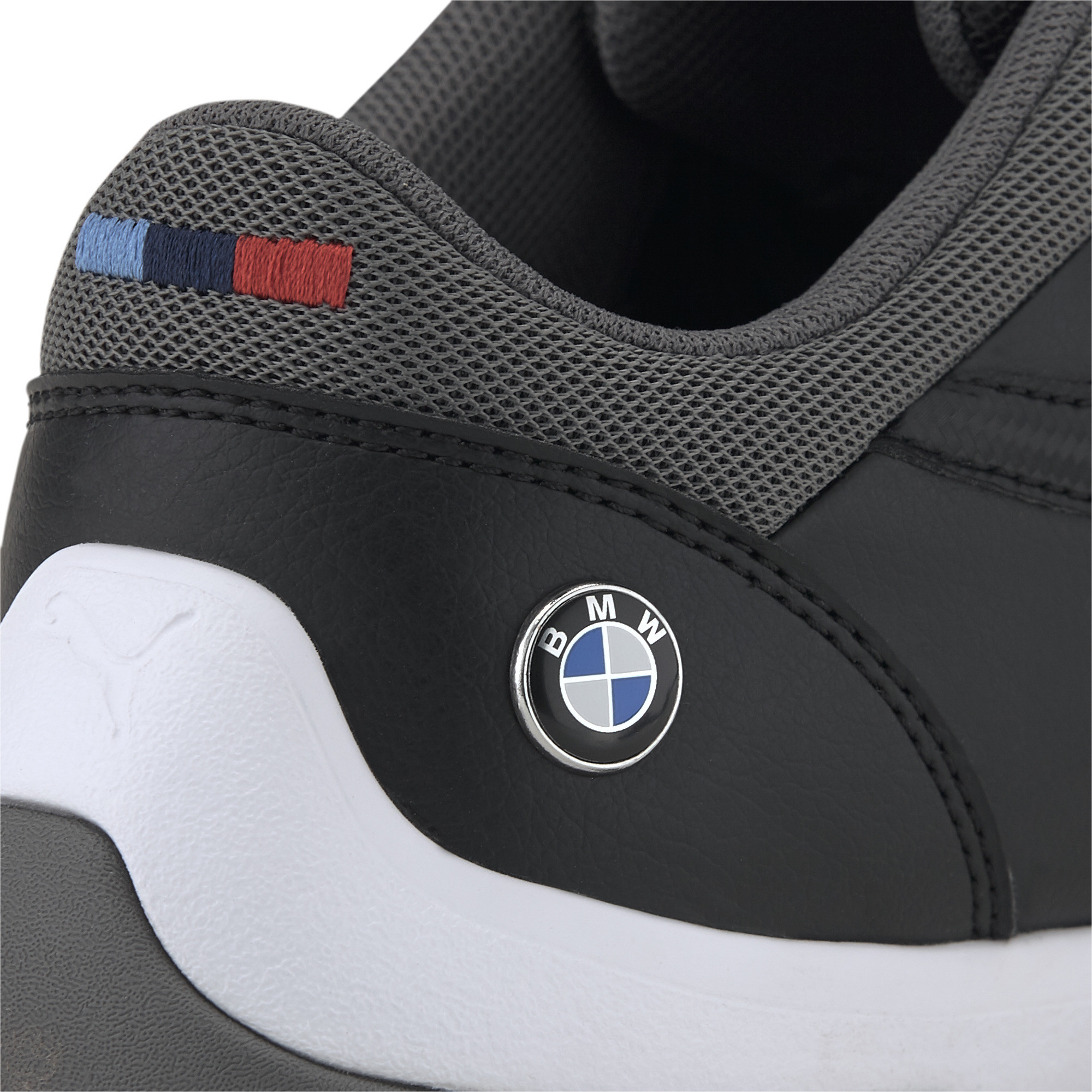 PUMA-Men-039-s-BMW-M-Motorsport-Kart-Cat-III-Motorsport-Shoes thumbnail 8
