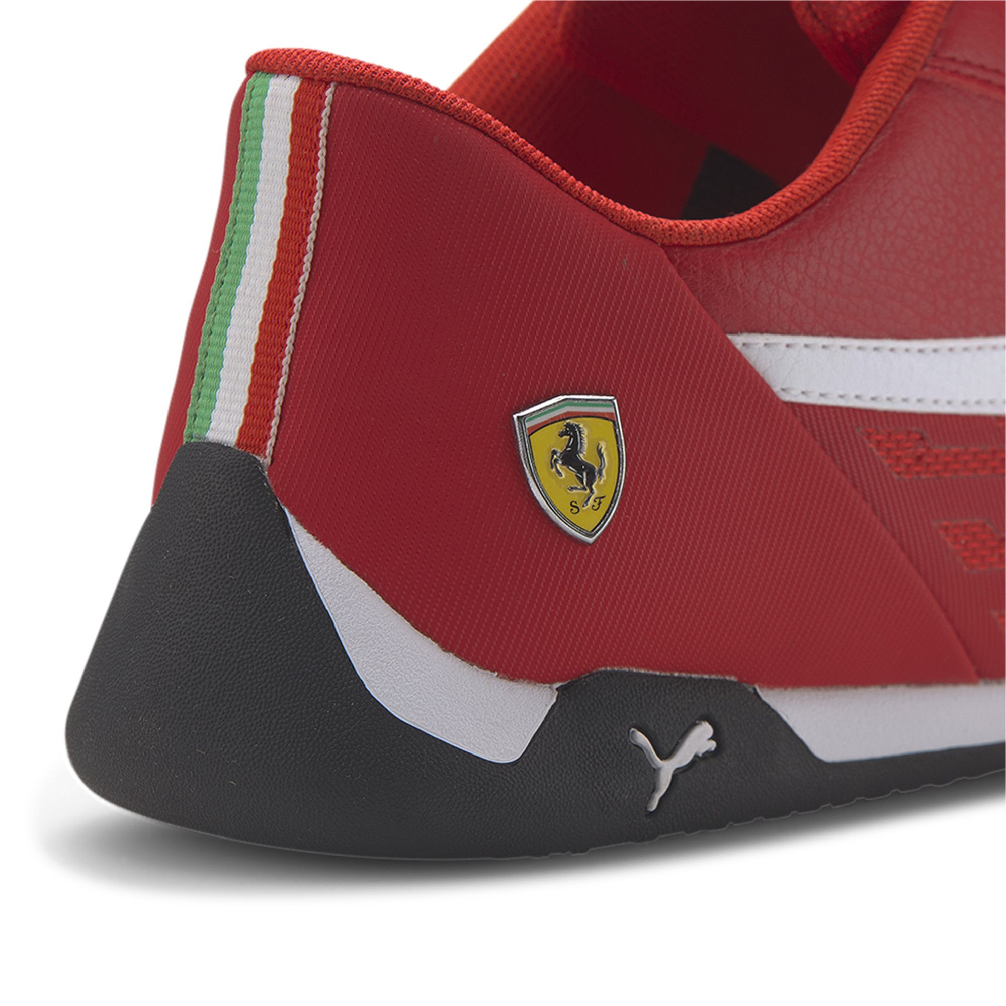 PUMA-Men-039-s-Scuderia-Ferrari-R-Cat-Motorsport-Shoes thumbnail 9