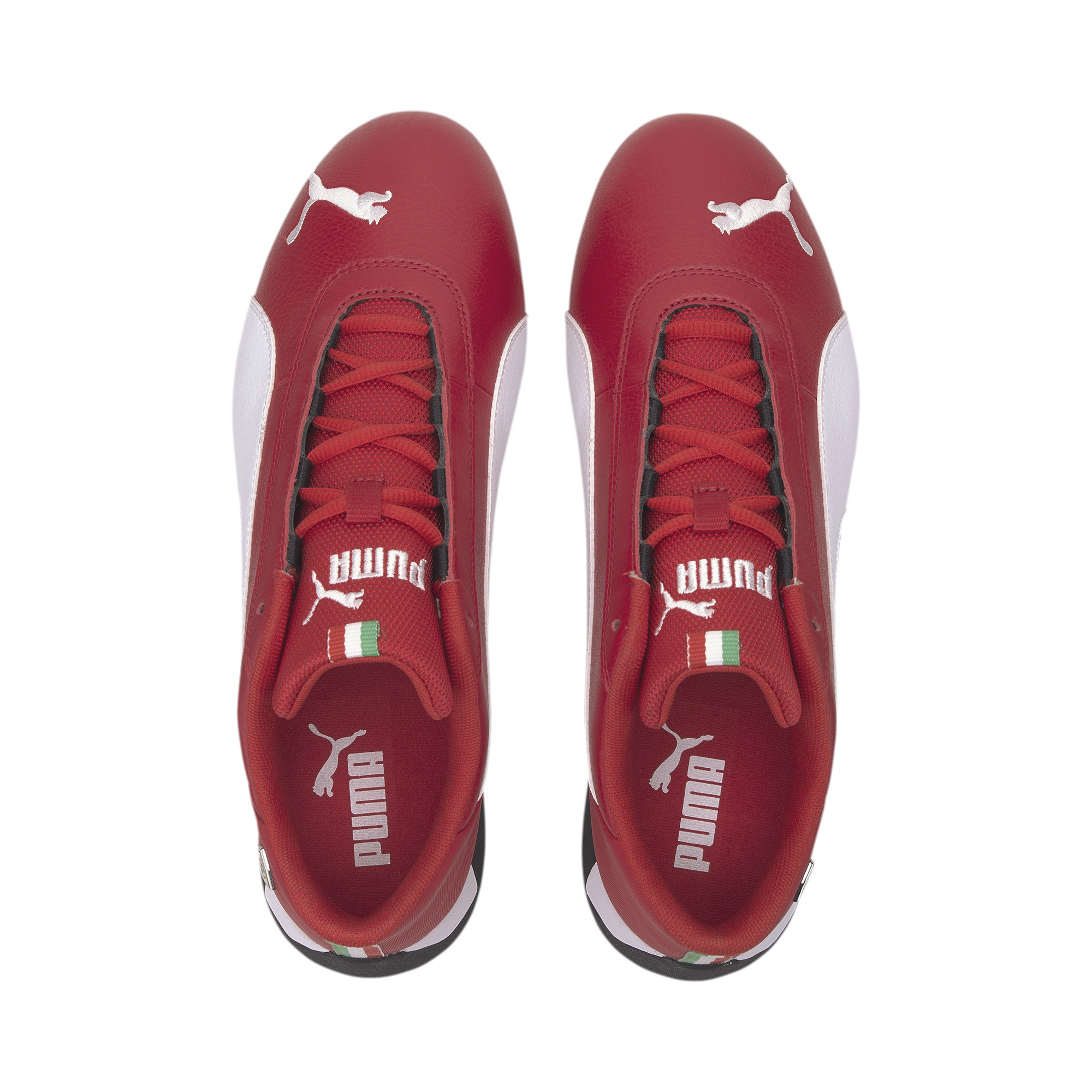 PUMA-Men-039-s-Scuderia-Ferrari-R-Cat-Motorsport-Shoes thumbnail 8