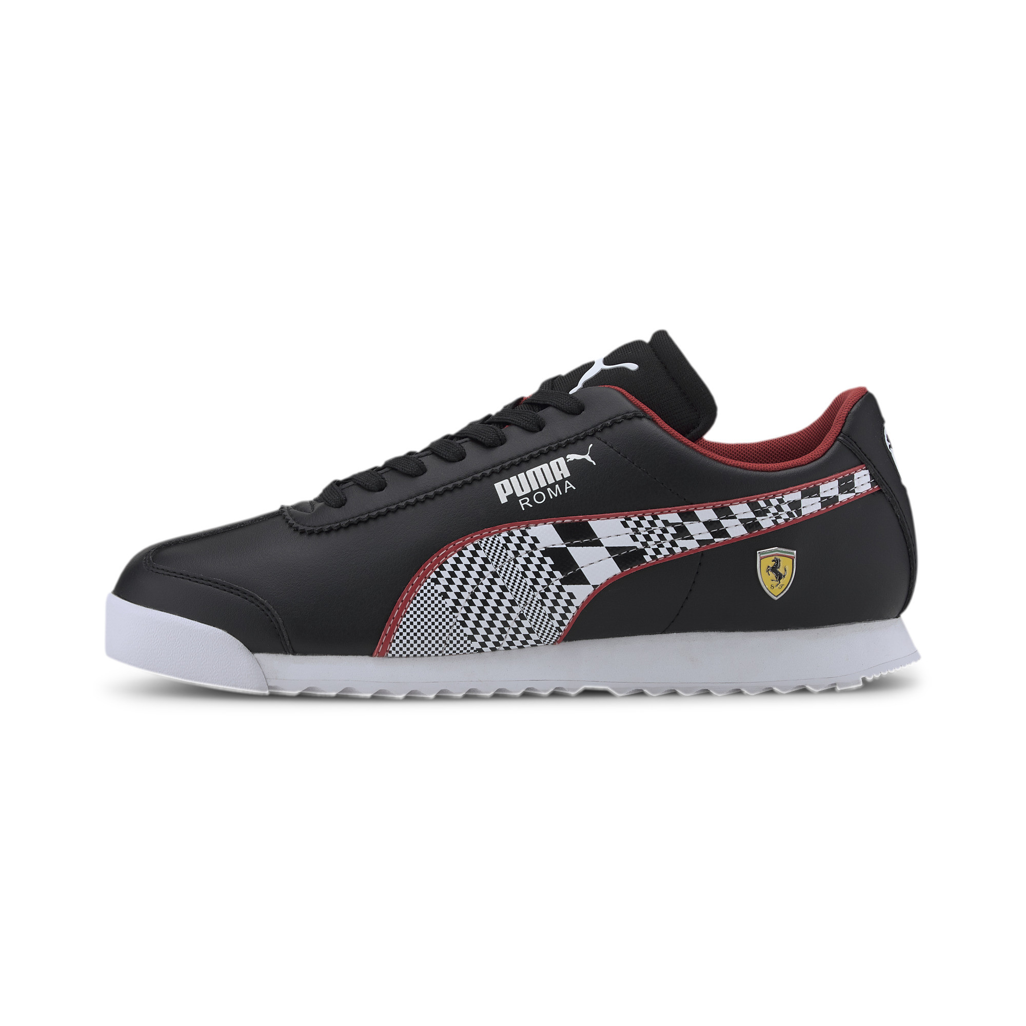 PUMA-Men-039-s-Scuderia-Ferrari-Roma-Sneakers thumbnail 4
