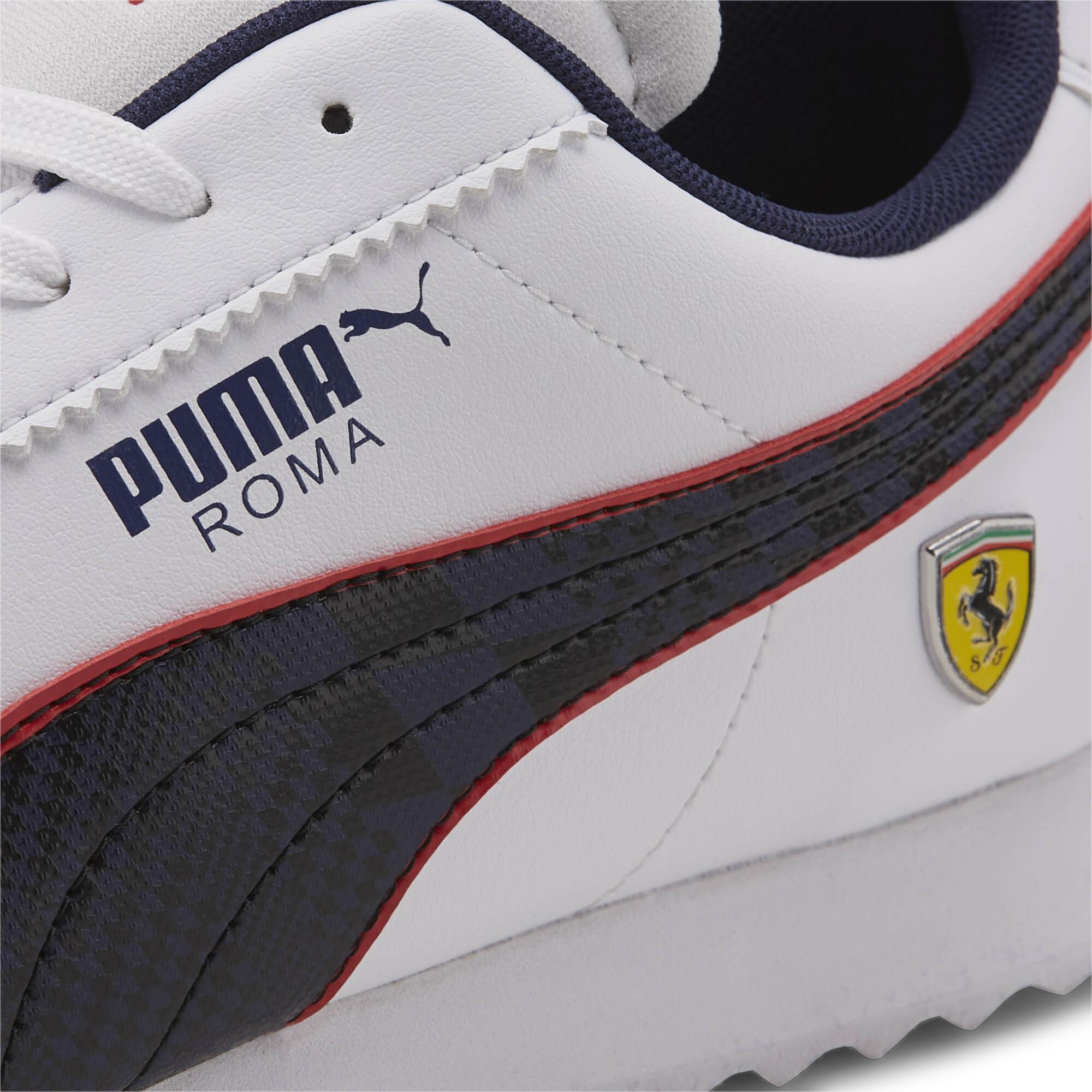 PUMA-Men-039-s-Scuderia-Ferrari-Roma-Sneakers thumbnail 16