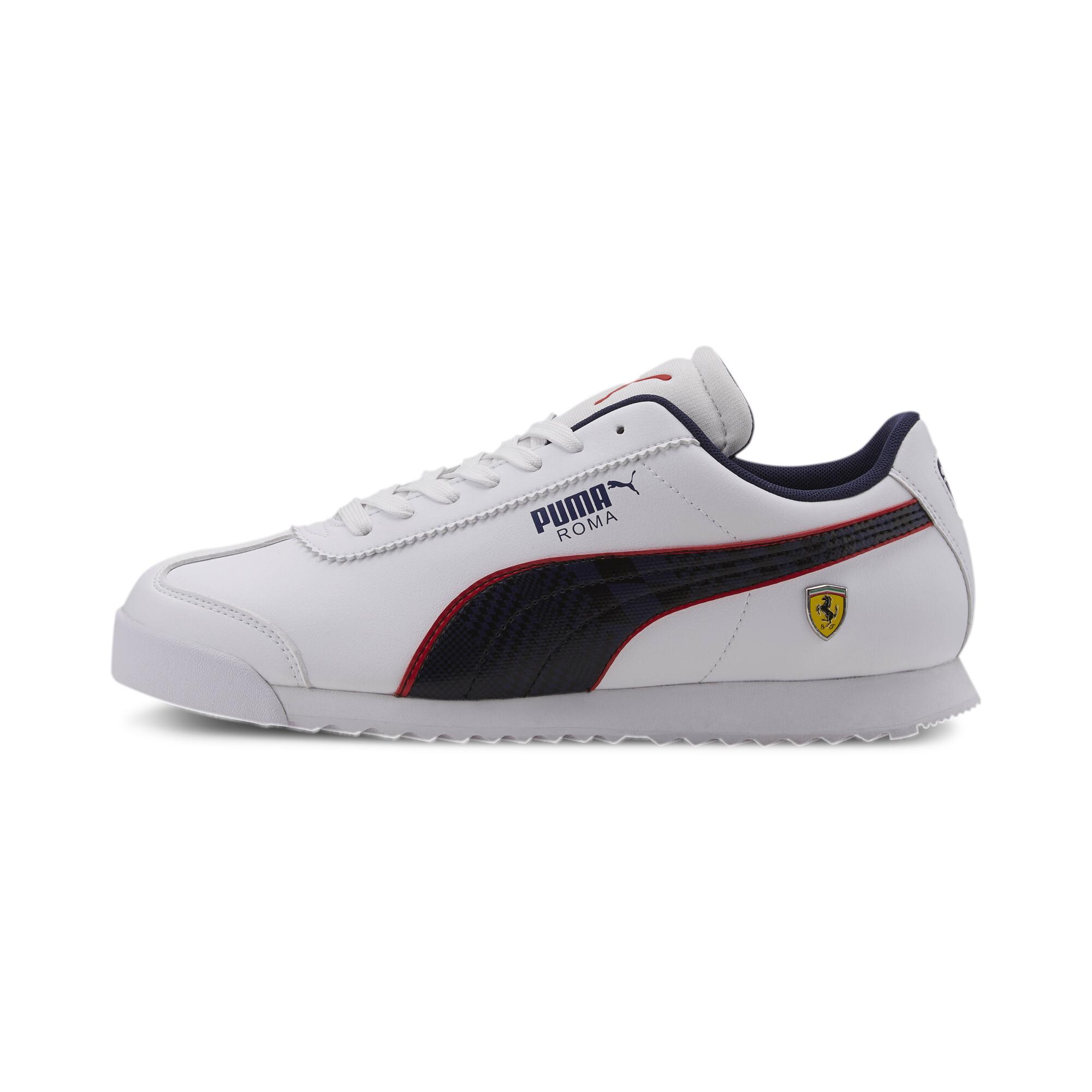 PUMA-Men-039-s-Scuderia-Ferrari-Roma-Sneakers thumbnail 11