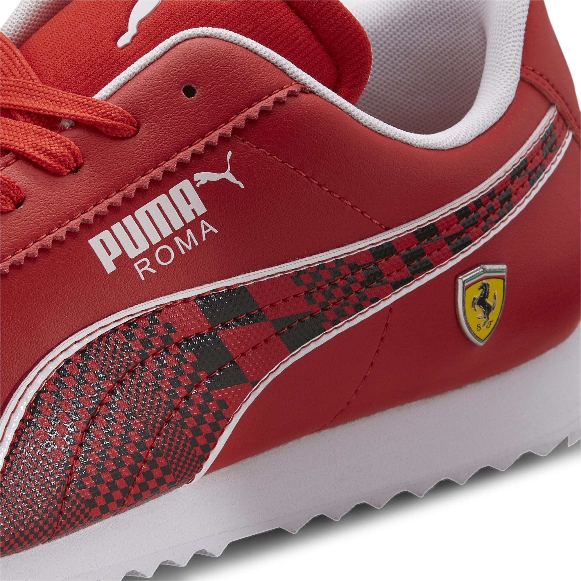 PUMA-Men-039-s-Scuderia-Ferrari-Roma-Sneakers thumbnail 24