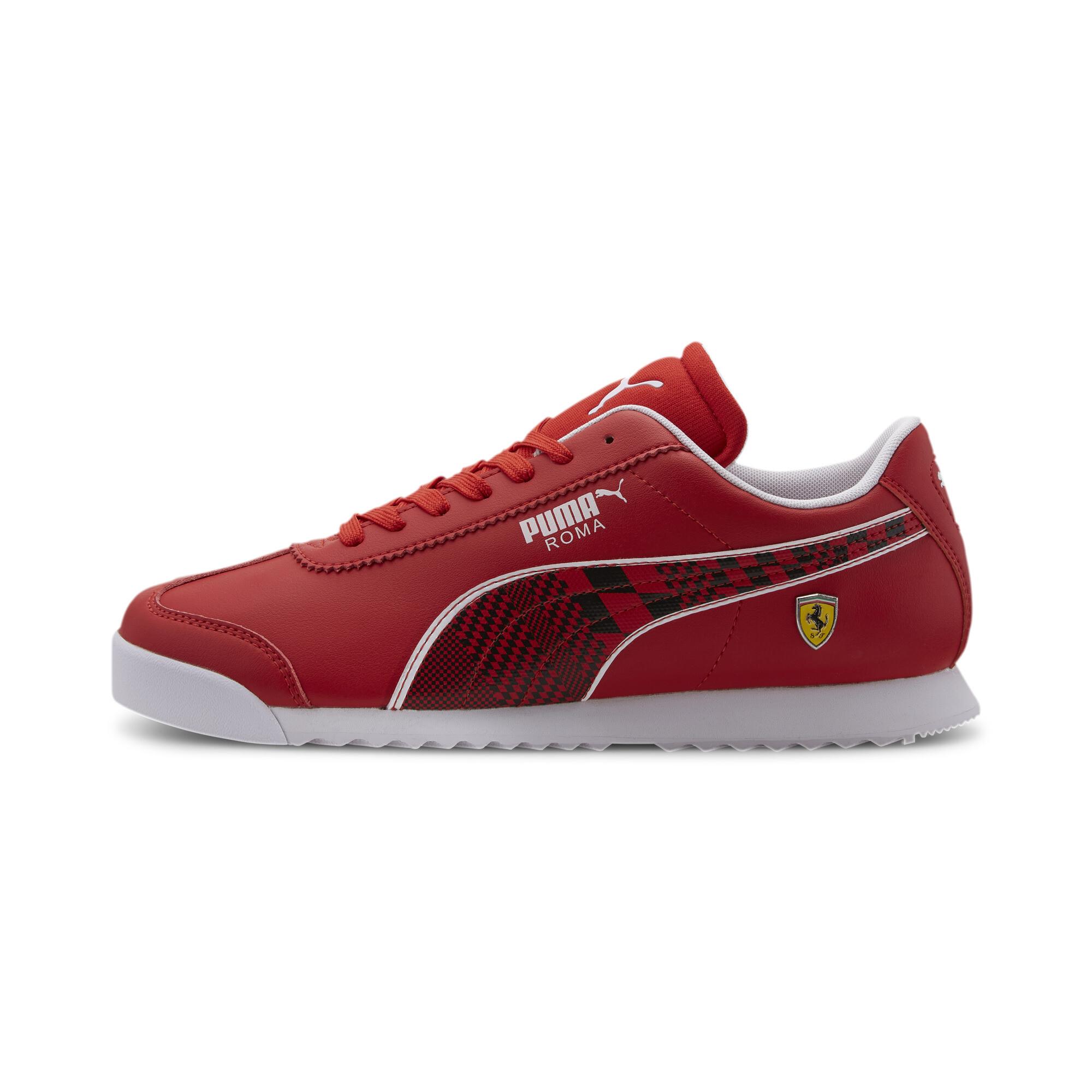 PUMA-Men-039-s-Scuderia-Ferrari-Roma-Sneakers thumbnail 19