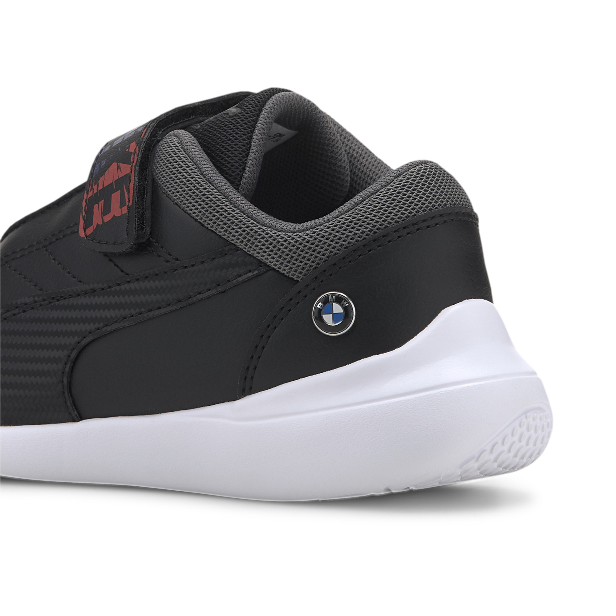 PUMA-Pre-School-BMW-M-Motorsport-Kart-Cat-III-Shoes thumbnail 8