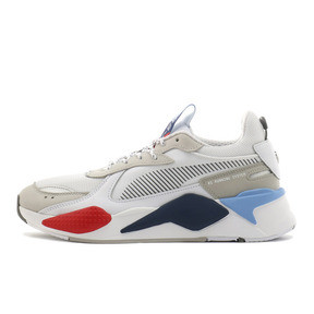 Thumbnail 1 of RS-X BMW MMS Sneakers, White-Gray Violet-Hgh Rsk Rd, medium