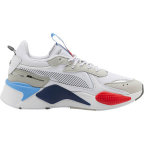 Thumbnail 4 of RS-X BMW MMS Sneakers, White-Gray Violet-Hgh Rsk Rd, medium
