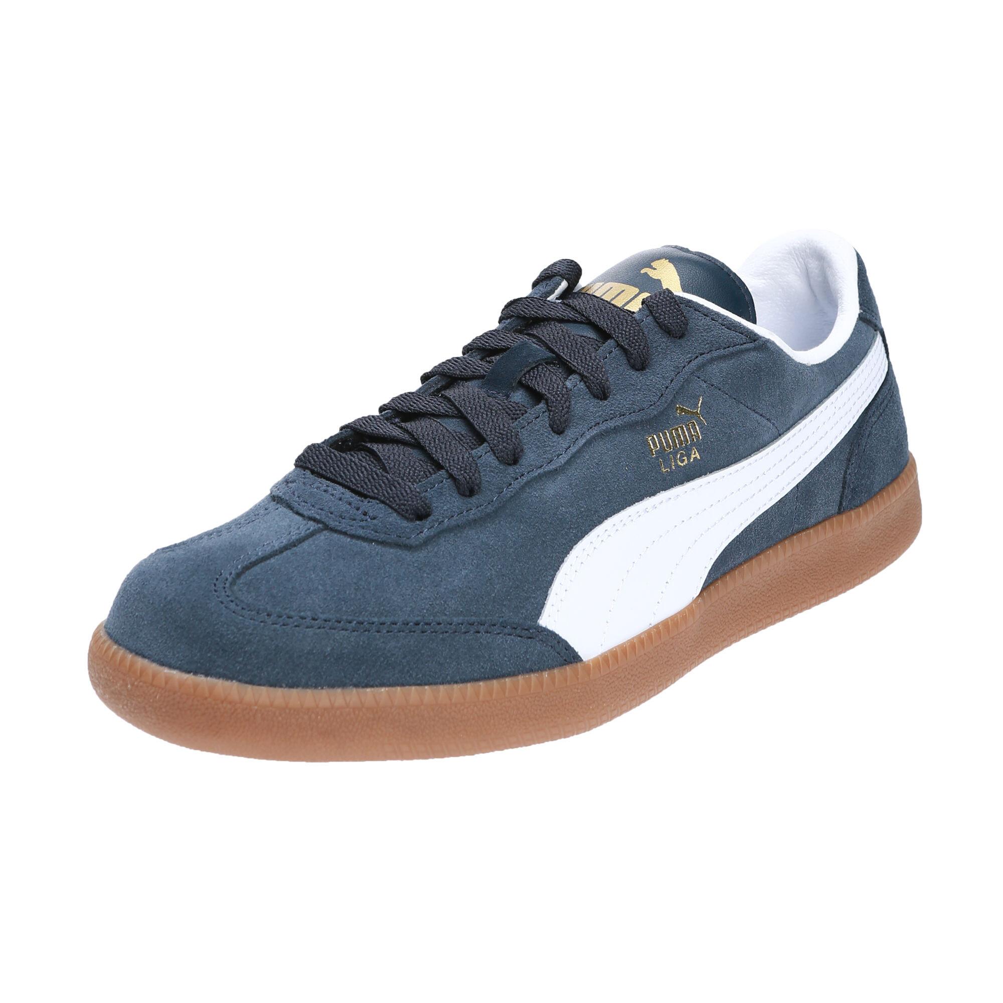 Image Puma Men's Liga Suede Sneakers #1