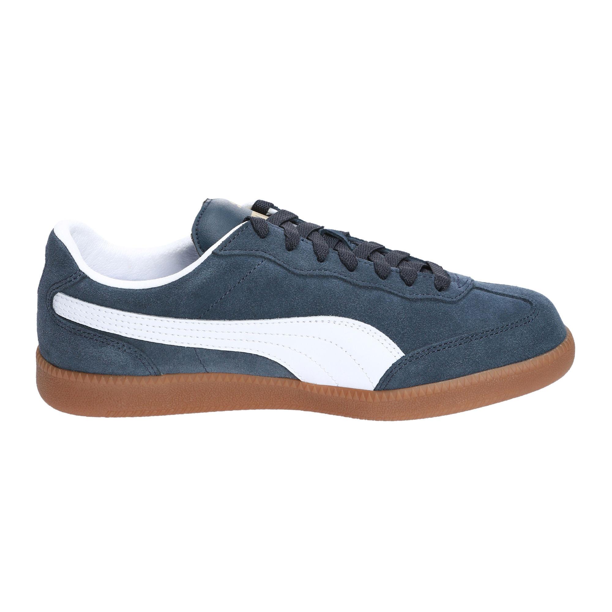 Image Puma Men's Liga Suede Sneakers #3