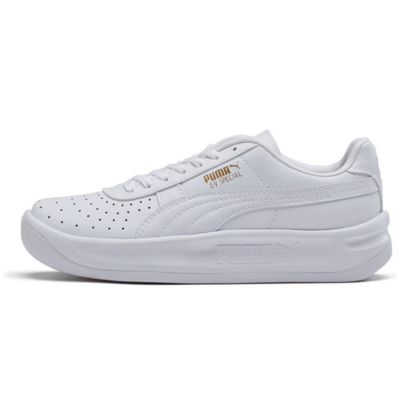 GV Special Sneakers JR, Puma White-Puma Team Gold, large