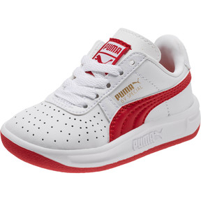 Thumbnail 1 of GV Special Toddler Shoes, Puma White-Ribbon Red, medium