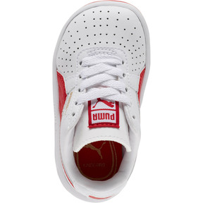 Thumbnail 5 of GV Special Toddler Shoes, Puma White-Ribbon Red, medium