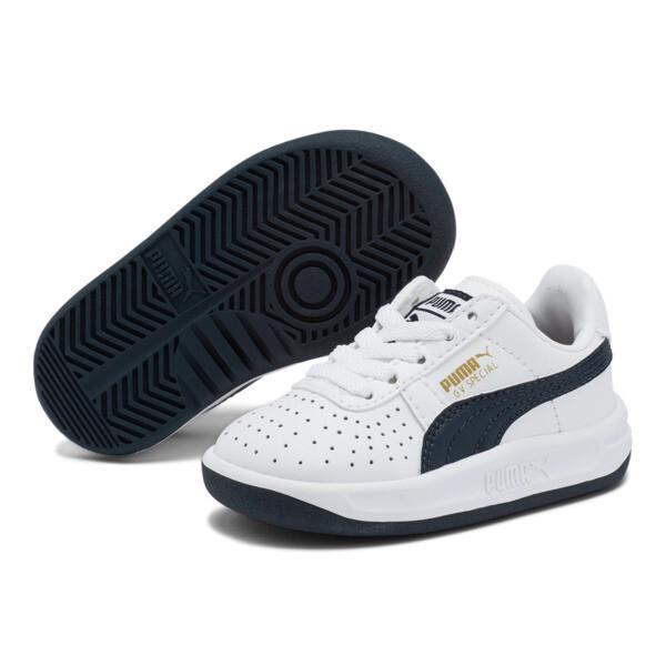 Zapatos GV Special para bebés, Puma White-Peacoat, grande