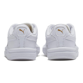 Thumbnail 4 of GV Special Toddler Shoes, Puma White-Puma Team Gold, medium