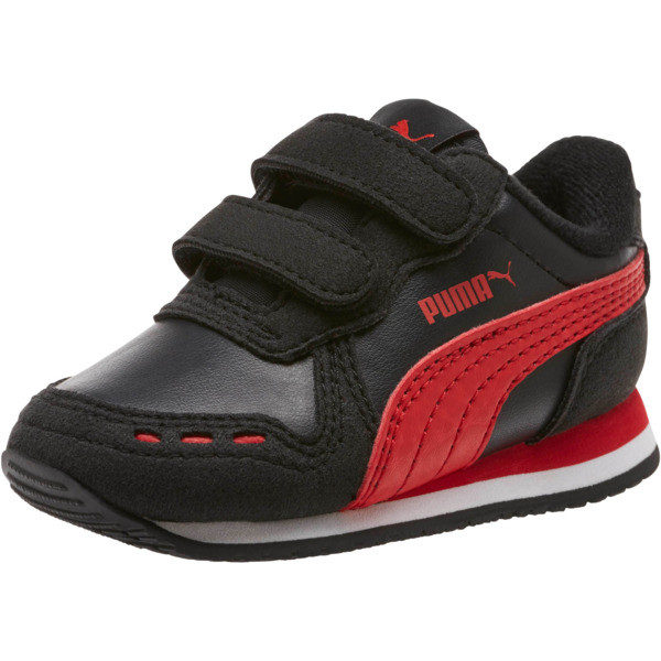 5d7e412cb87c7 Cabana Racer SL Toddler Shoes, Puma Black-High Risk Red, large
