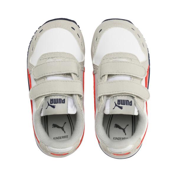 Basket Cabana Racer SL pour bébé, Puma White-Gray Violet, large