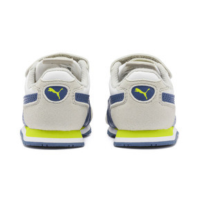 Thumbnail 3 van Cabana Racer SL babysportschoenen, Puma White-Galaxy Blue, medium