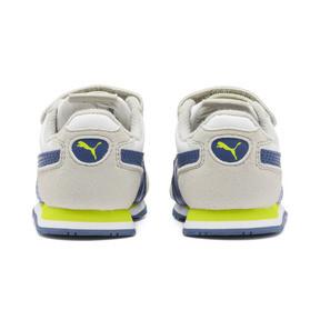 Miniatura 3 de Zapatos Cabana Racer SL para bebés, Puma White-Galaxy Blue, mediano