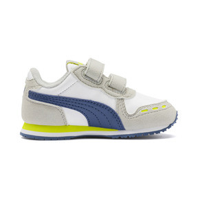 Thumbnail 5 van Cabana Racer SL babysportschoenen, Puma White-Galaxy Blue, medium
