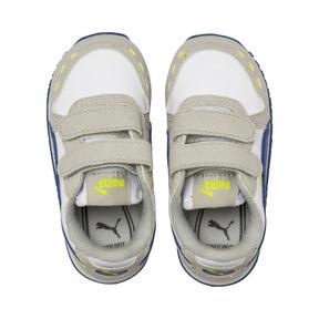Miniatura 6 de Zapatos Cabana Racer SL para bebés, Puma White-Galaxy Blue, mediano