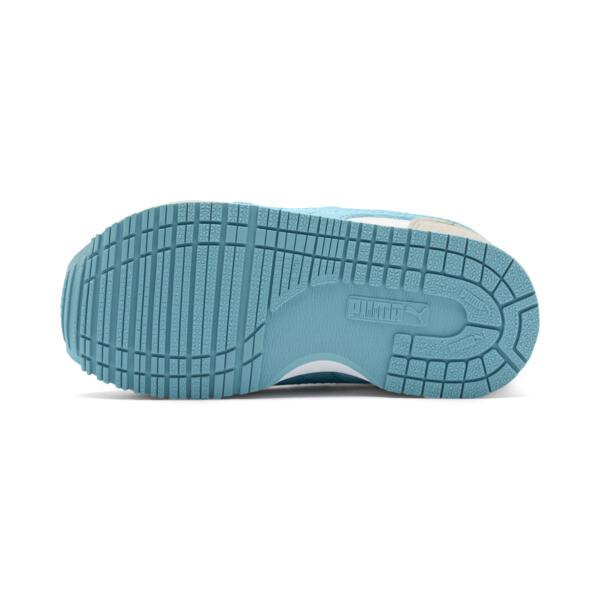 Cabana Racer SL Toddler Shoes, Puma White-Milky Blue, large