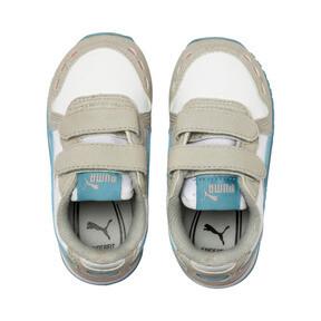 Thumbnail 6 of Cabana Racer SL Toddler Shoes, Puma White-Milky Blue, medium