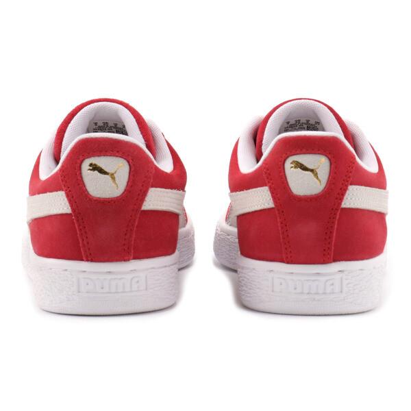 スウェード クラシック+ スニーカー, team regal red-white, large-JPN