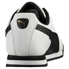 Thumbnail 3 of Roma Basic Sneaker, white-black, medium