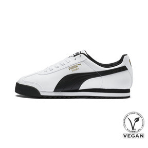 Thumbnail 1 of Roma Basic Sneaker, white-black, medium
