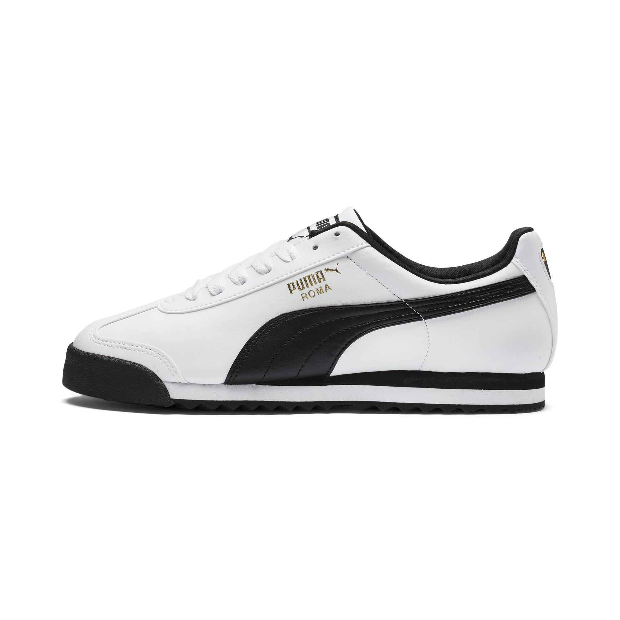 Spinta montare anziché  ROMA BASIC Ayakkabı | Beyaz | Puma – PUMA Türkiye | Resmi Alışveriş Sitesi