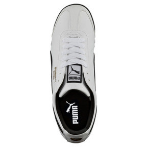 Thumbnail 5 of Roma Basic Sneaker, white-black, medium