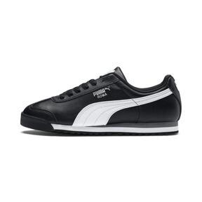 Thumbnail 1 of Roma Basic Sneaker, black-white-puma silver, medium