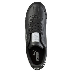 Thumbnail 5 of Roma Basic Trainers, black-white-puma silver, medium