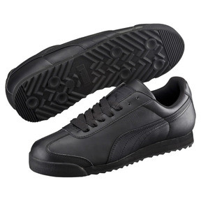 Thumbnail 2 of Roma Basic Trainers, black-black, medium