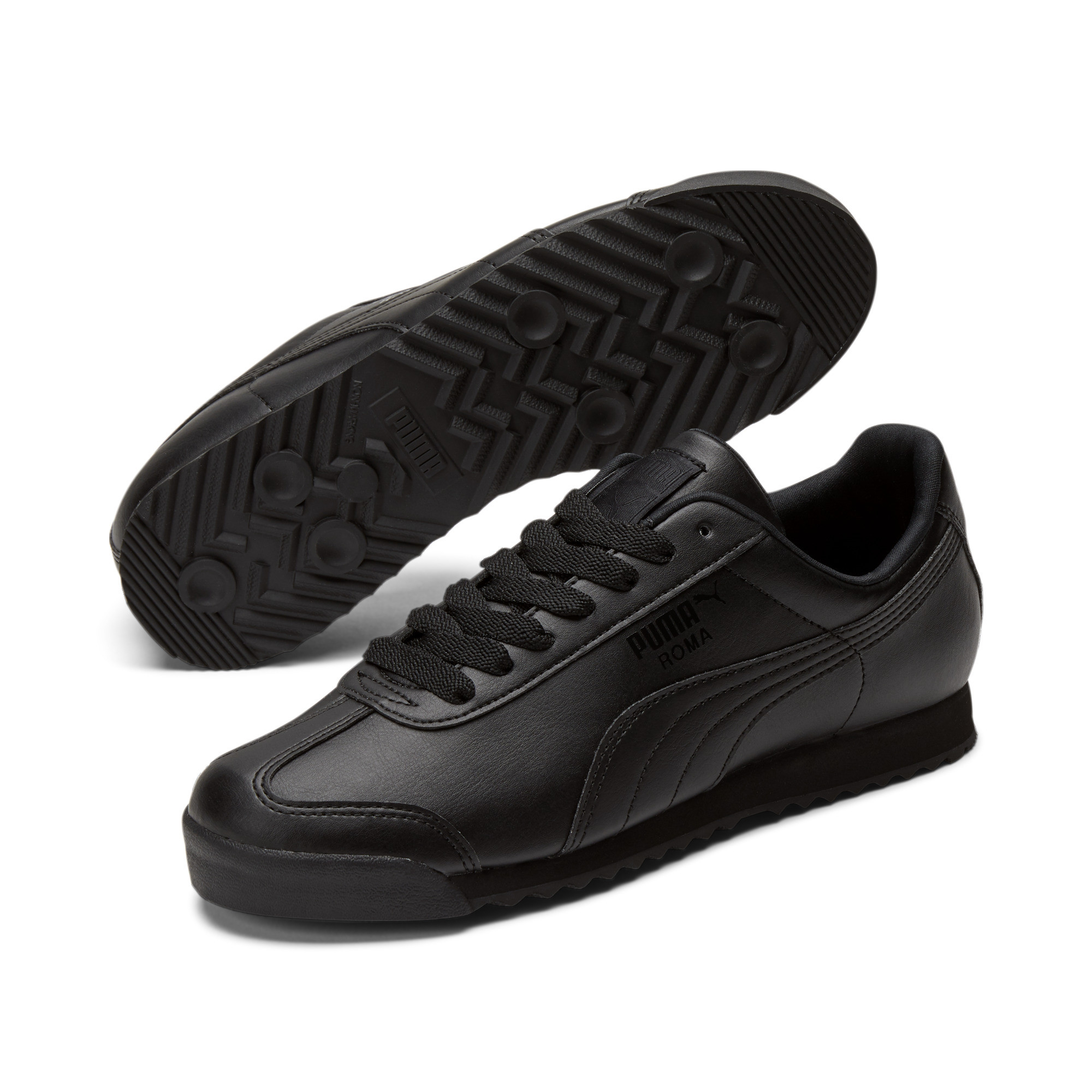 PUMA-Men-039-s-Roma-Basic-Sneakers thumbnail 1