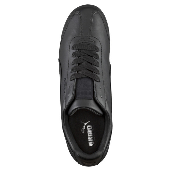 Roma Basic Sneaker, black-black, large