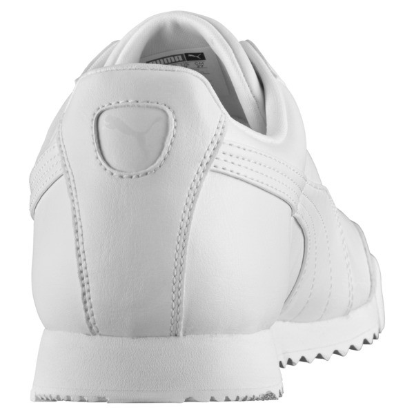 Roma Basic Trainers, white-light gray, large