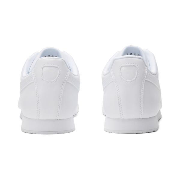 Roma Basic Sneakers, white-light gray, large
