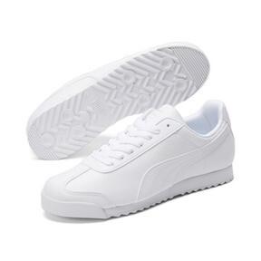 Thumbnail 2 of Roma Basic Sneakers, white-light gray, medium